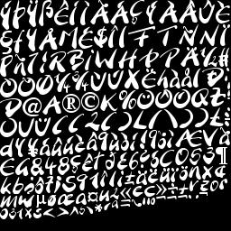 Urxvt Bitmap Font