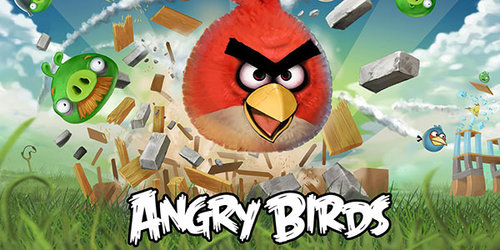 """Angry Birds on facebook"""