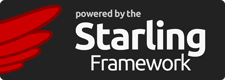 Powered by Starling Framework